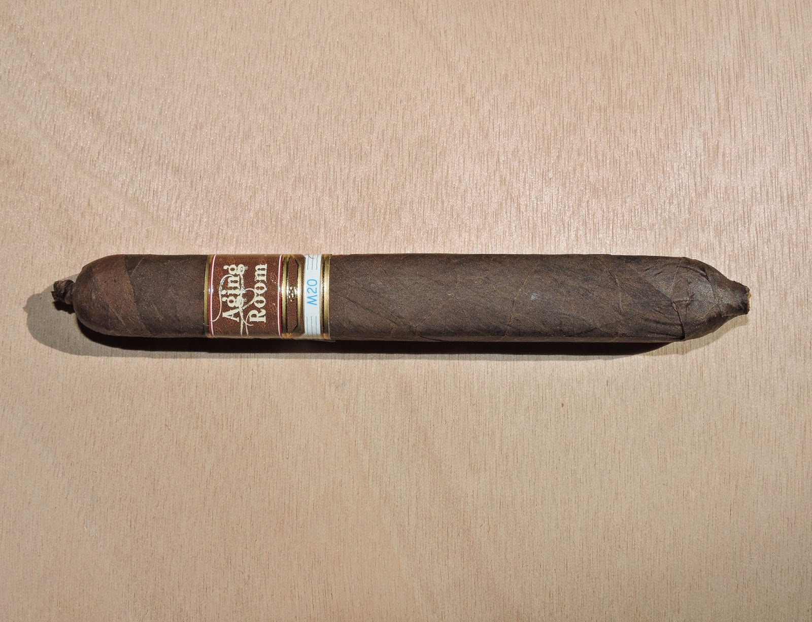 Cigar Review: Aging Room M20 ffortissimo by Boutique Blends Cigars