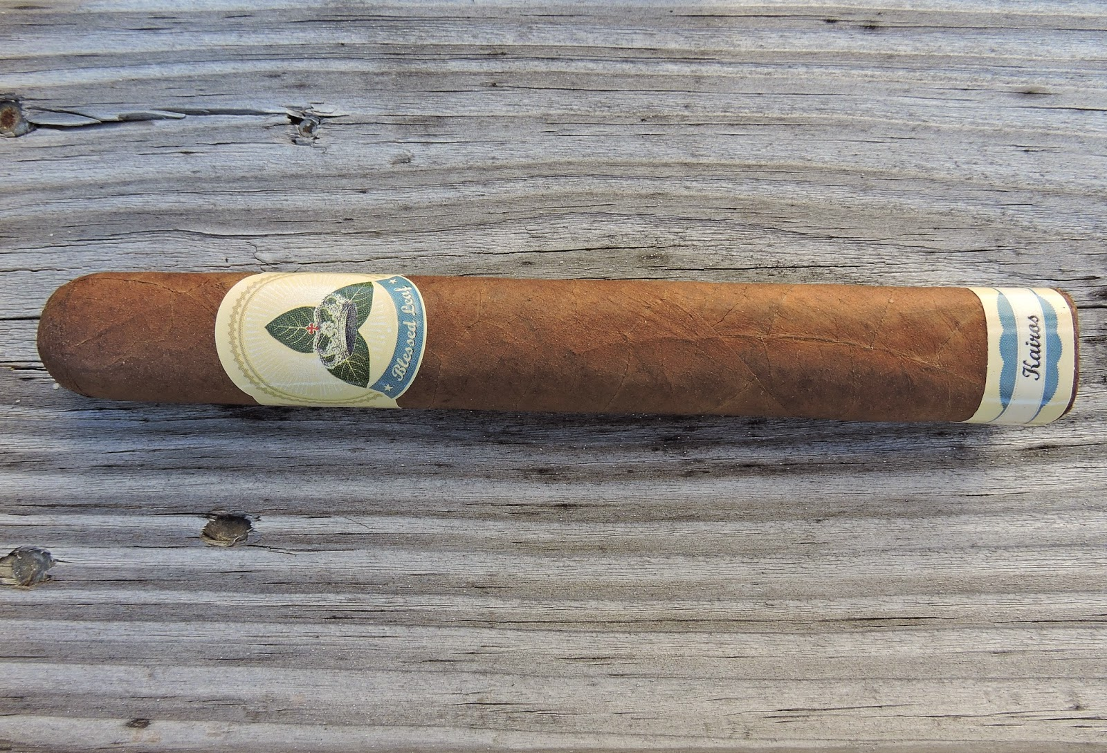 Cigar Review: Blessed Leaf Kairos
