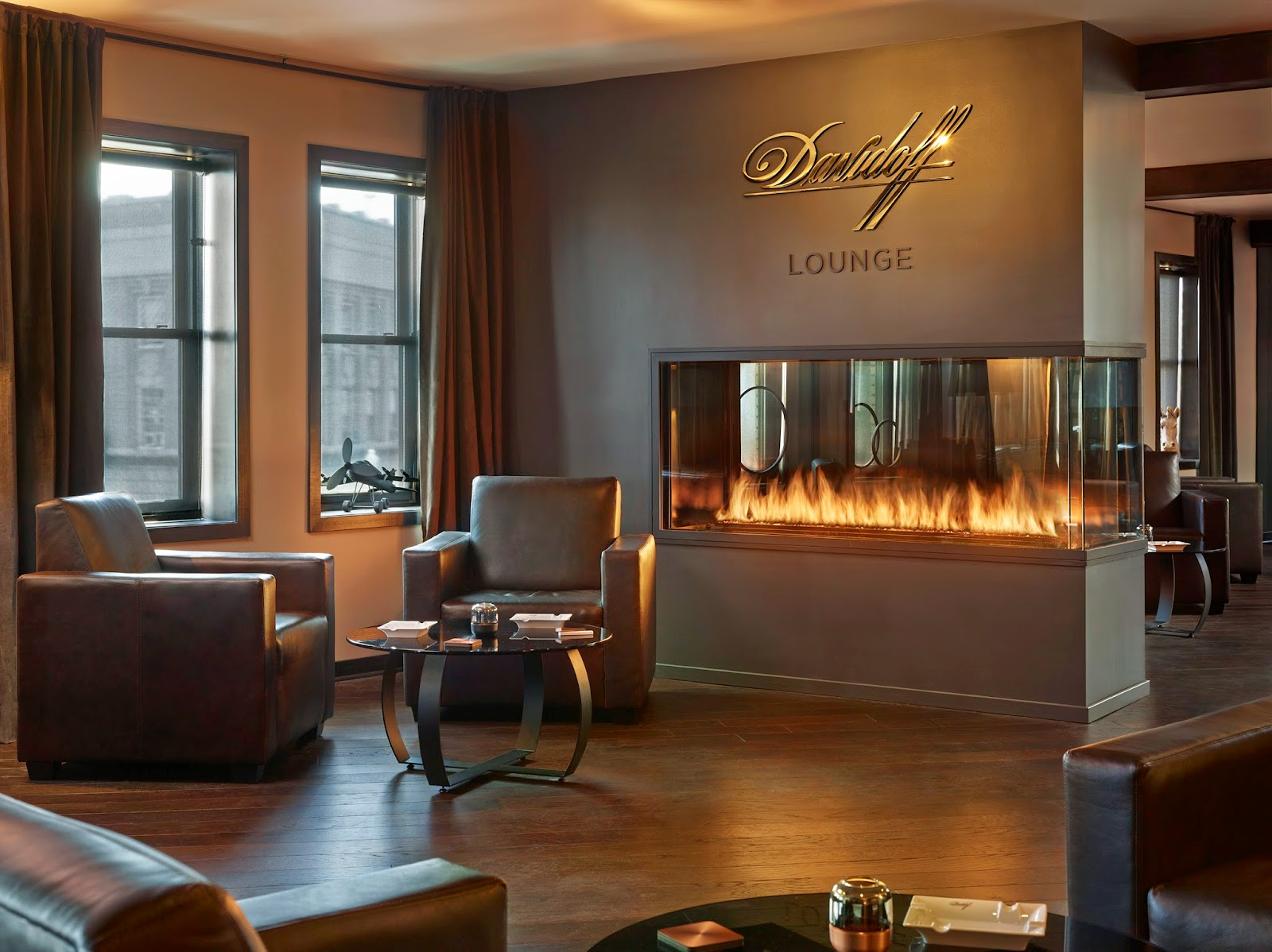 Cigar News Davidoff Opens Lounge In Ridgewood New