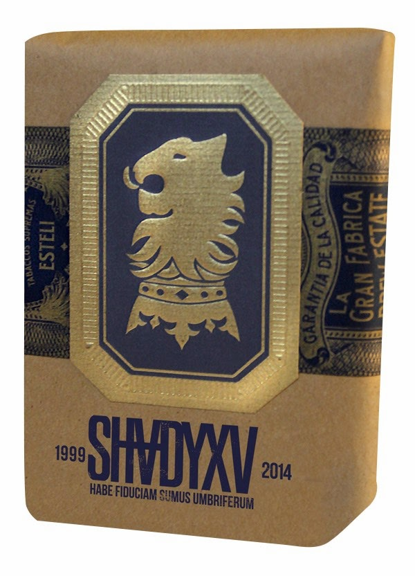 Cigar News; Undercrown ShadyXV Cigar to be Limited Detroit Regional Release and a Partnership with Drew Estate and Shady Records (Cigar Preview)