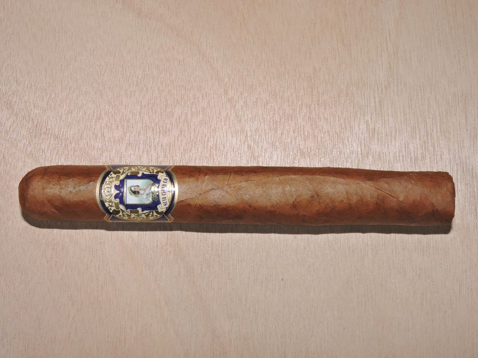 Cigar Review: Neya Classic Cañonazo by Roberto P. Duran Cigars