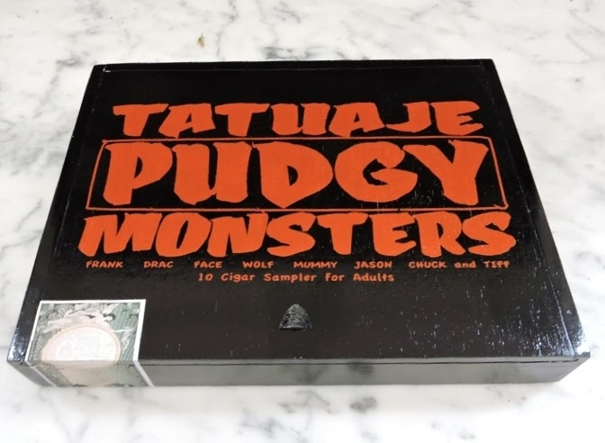 Feature Story: Tatuaje Pudgy Monsters