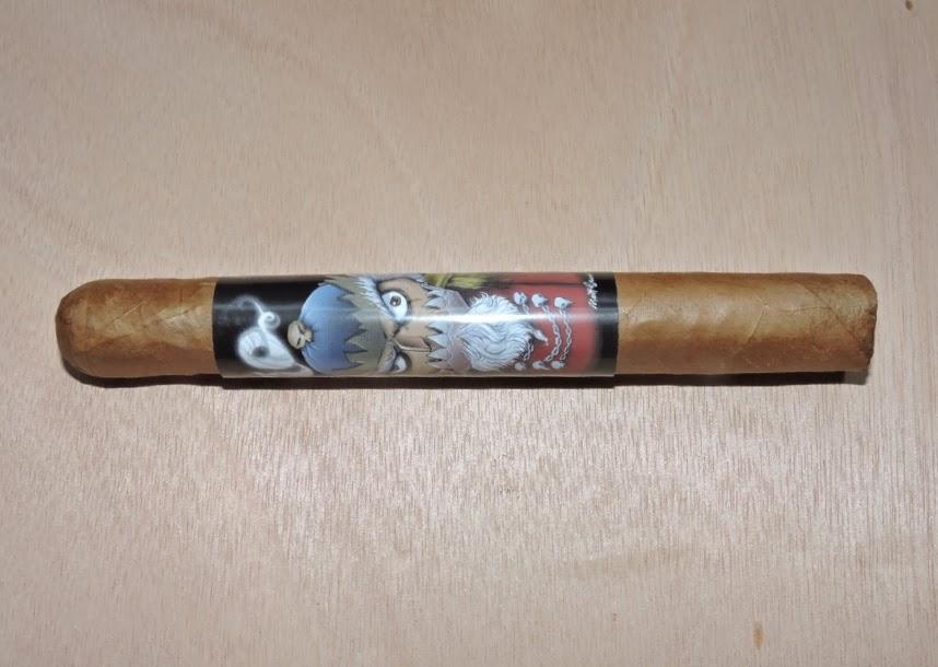 Cigar Review: CAO Nasty Nutcracker