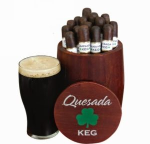 Cigar News: Quesada Keg (Cigar Preview)