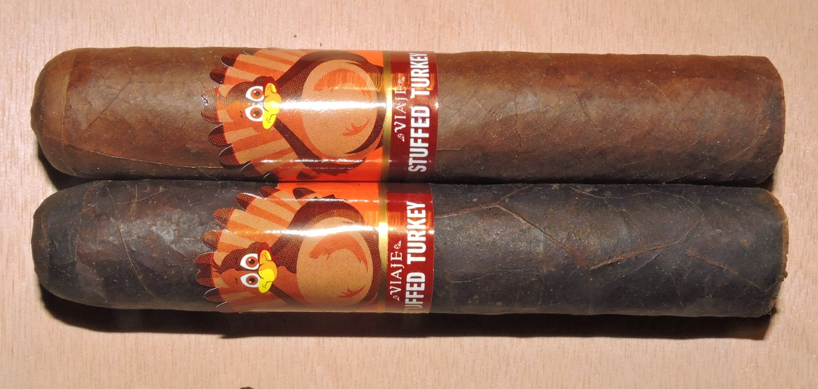 Cigar News: Viaje Releases 2018 Editions of Stuffed Turkey and Zombie Farmer Bill Hatchet