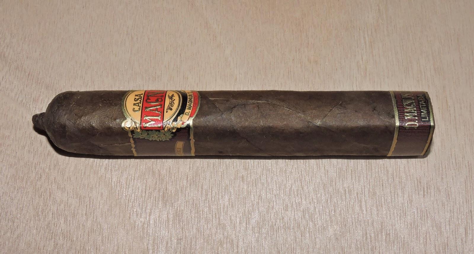 2015 Cigar of the Year Countdown: #26 Casa Magna D. Magnus II Trajan by Quesada Cigars (Part 5 of The Box Worthy 30)
