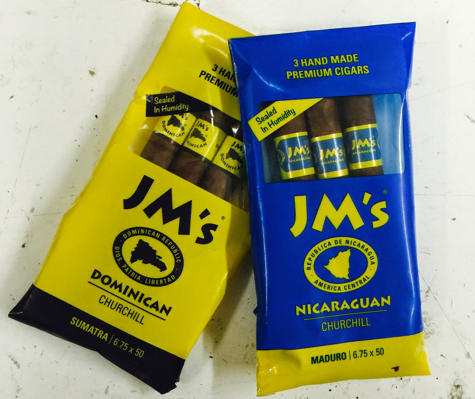 Cigar News: JM Tobacco Launches Sealed-In Humidity Packs