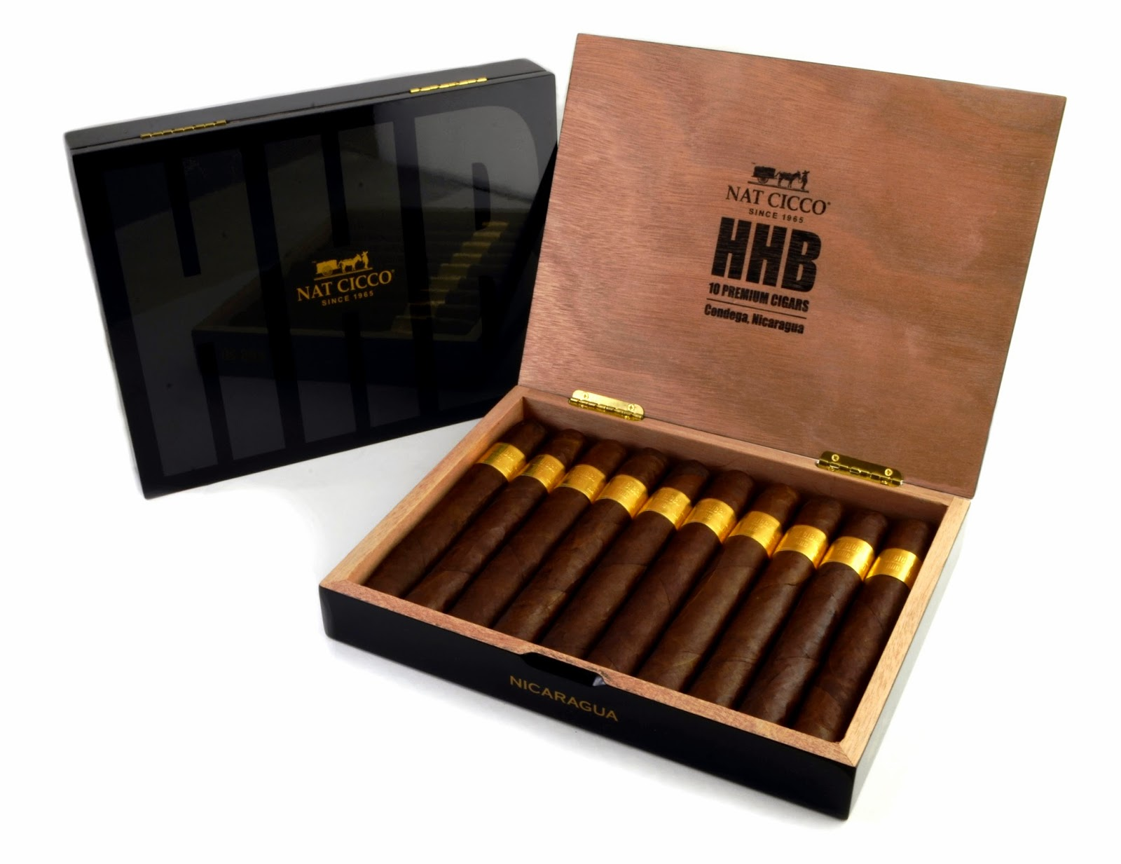 Cigar News: Nat Cicco HHB Gold Revamps Planned Nat Cicco HHB Habano (Cigar Preview)