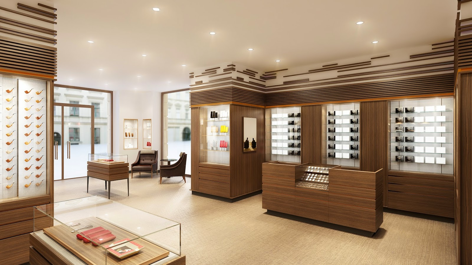 Cigar News: Davidoff to Open Flagship Store in Houston, Texas