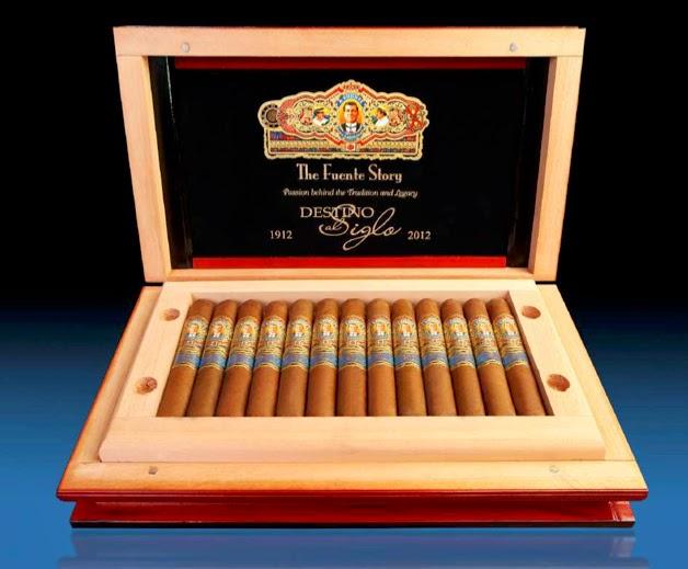 Cigar News: Don Arturo Gran AnniverXario Destino al Siglo to be Auctioned Off at ProCigar