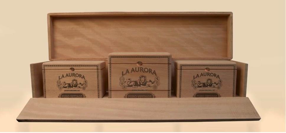 Cigar News: La Aurora Puro Vintage 2006 Edición Limitada 111 Aniversario to Debut at 2015 ProCigar Auction