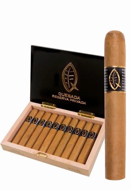 Cigar News: Quesada Reserva Privada (Cigar Preview)