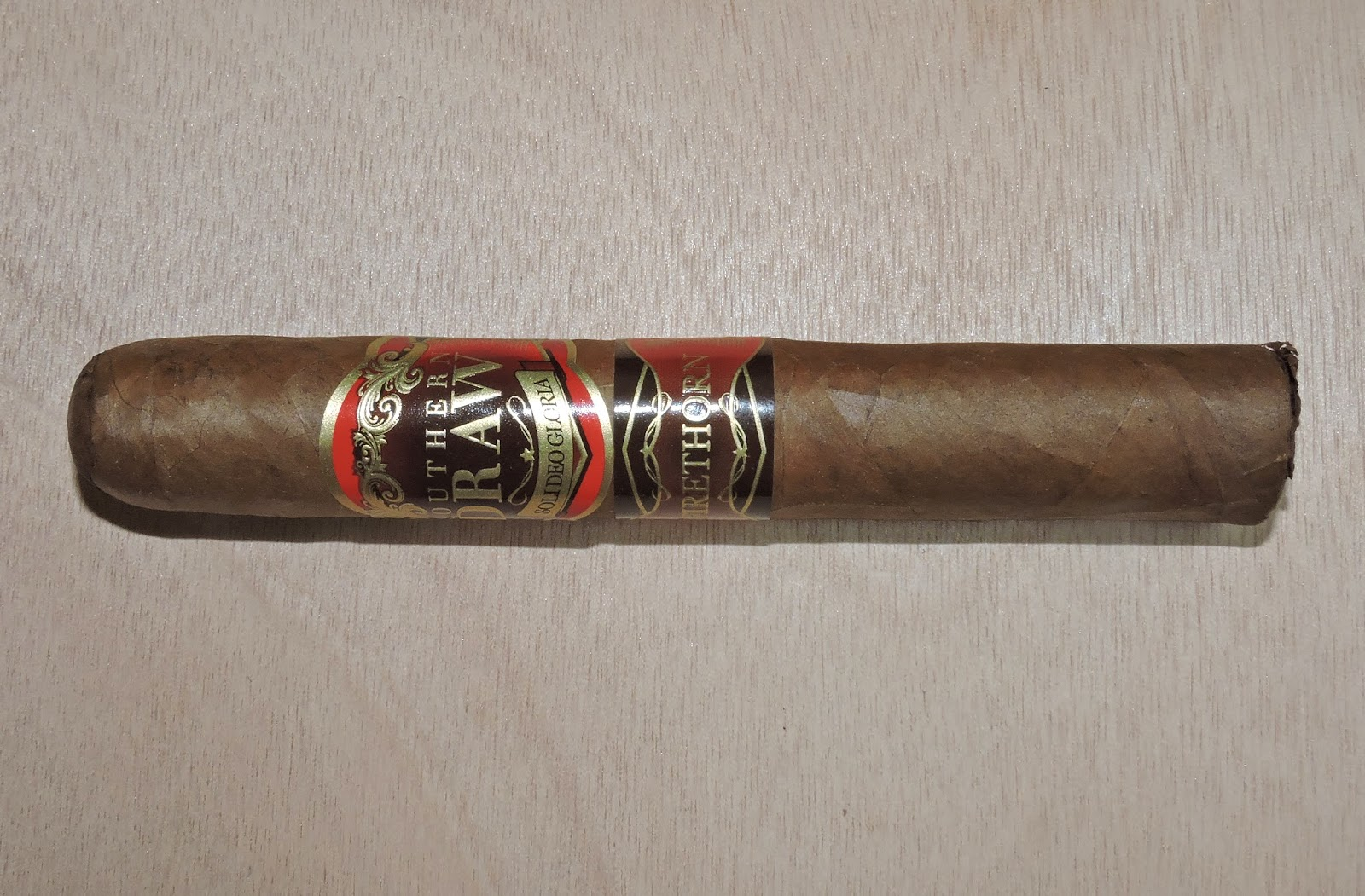 Cigar Review: Southern Draw Firethorn Robusto