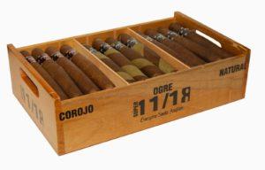 Cigar News: Asylum Adds 8 x 80 and Super 11/18 to Asylum 13, Asylum 13 Authentic Corojo, and Asylum 13 Ogre Lines