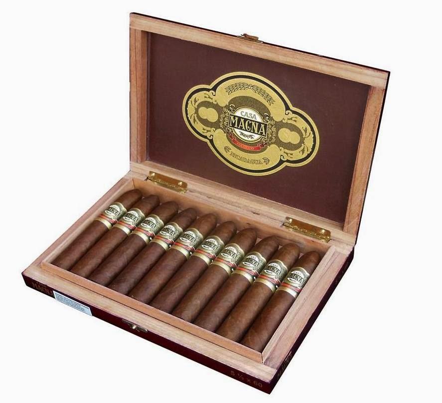 Cigar News: Casa Magna Colorado Gran Unico