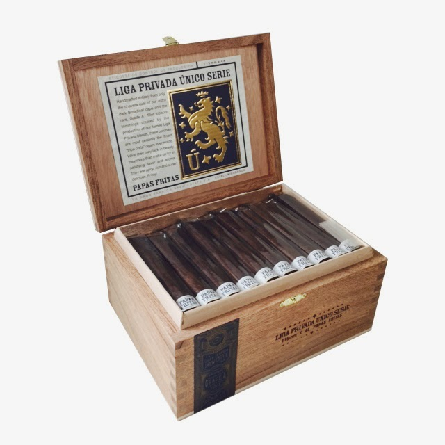 Cigar News: Drew Estate Announces New Packaging and Price Reduction for Liga Privada Unico Serie Papas Fritas