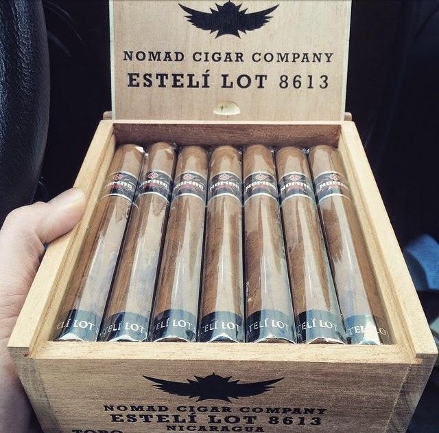 Cigar News: Nomad Estelí Lot 8613