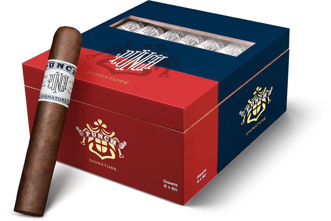 Cigar News: Punch Signature Sizes Revealed (Cigar Preview)