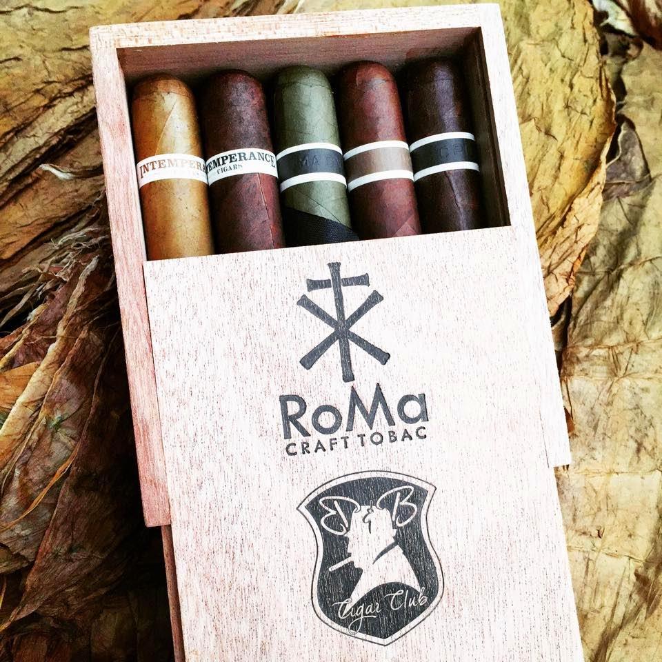 Cigar News: RoMa Craft Tobac to Launch El Catador de los Gran Robustos