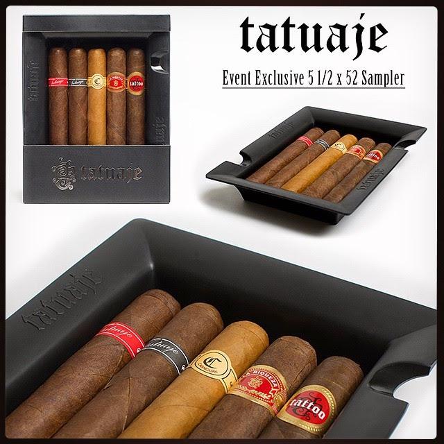 Cigar News: Tatuaje Announces Event Sampler Containing New Sizes