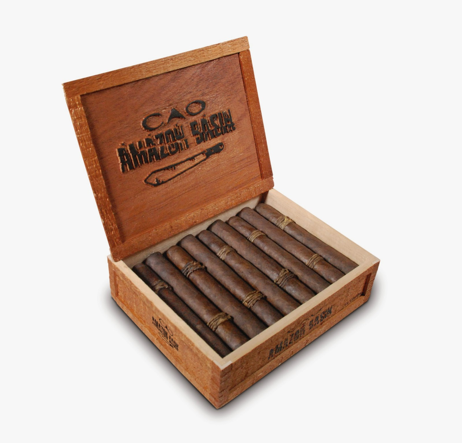 Cigar News: CAO Amazon Basin Returns