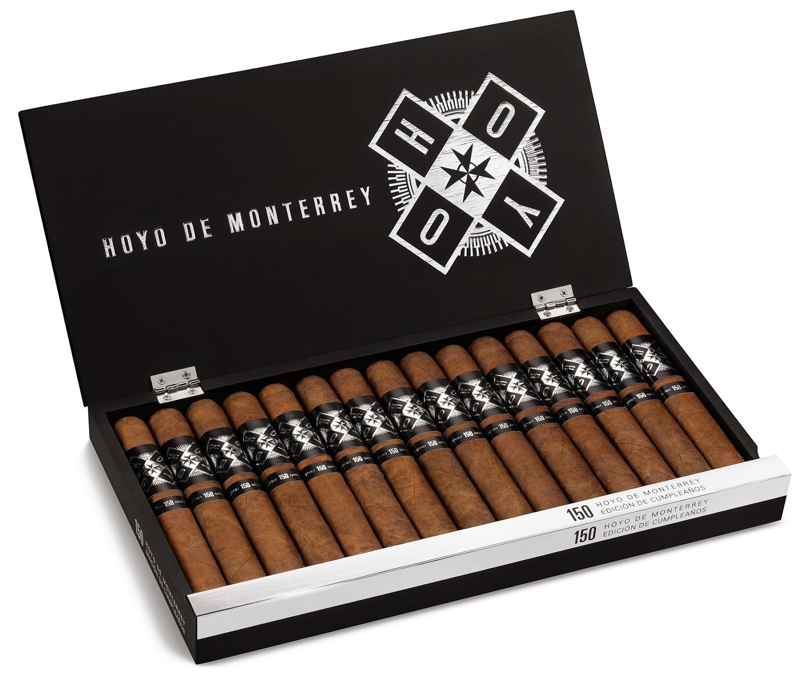 Cigar News: Hoyo de Monterrey Edición de Cumpleaños 150
