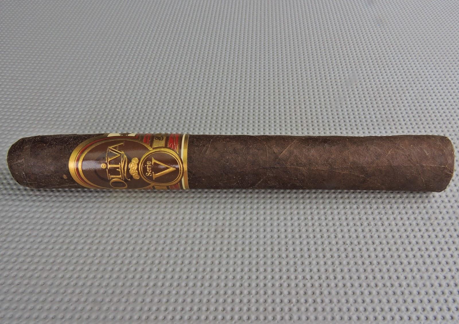 Agile Cigar Review: Oliva Serie V Maduro Especial 2012