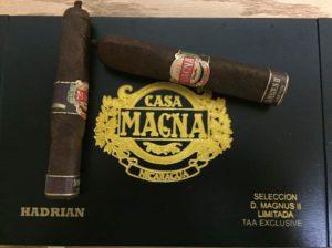 Cigar News: Casa Magna D. Magnus II TAA Exclusive Hadrian