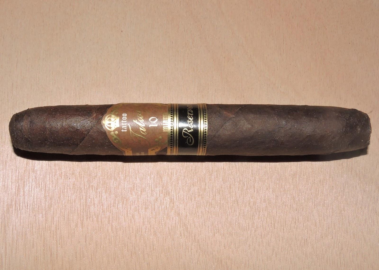 Agile Cigar Review: Tatuaje 10th Anniversary Belle Encre Reserva
