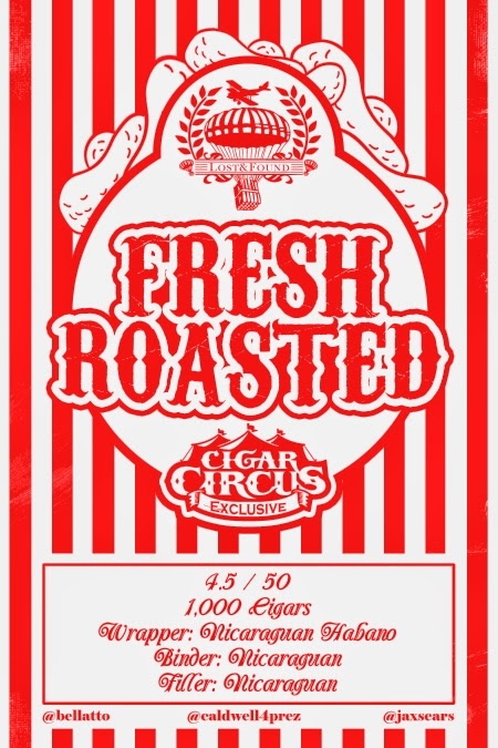 Cigar News: Lost & Found Fresh Roasted to Debut at Cigar Circus