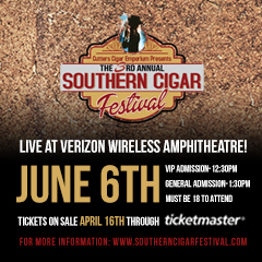 Southern Cigar Festival: Final Event Preview