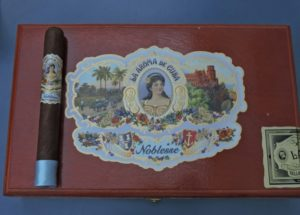 Cigar News: La Aroma de Cuba Noblesse Returns for 2016 and Adds Viceroy
