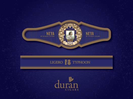 Cigar News: Duran Cigars Announces Additional Line Extensions for Neya F8