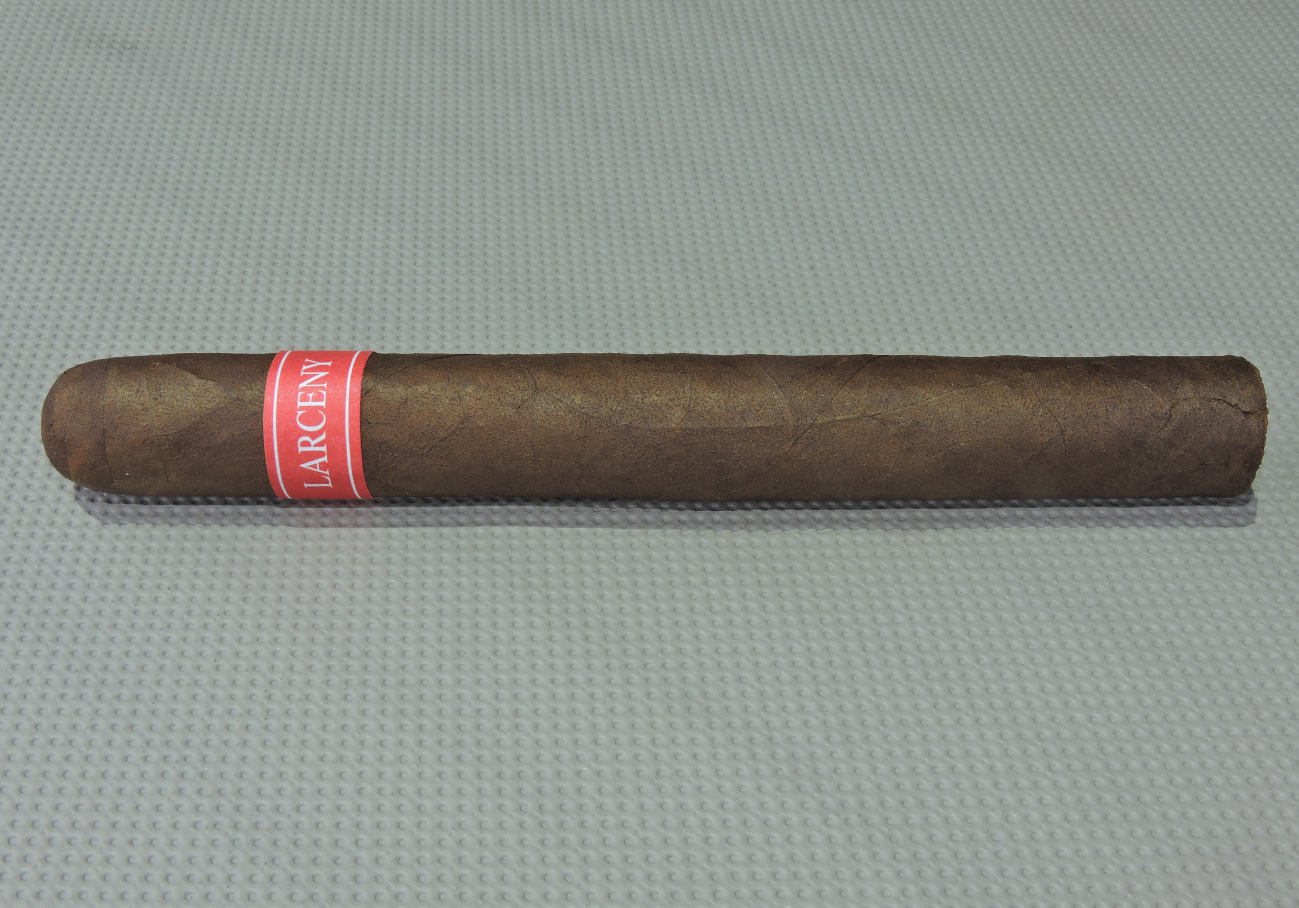 Cigar Review: Ortega Larceny by Sean Williams