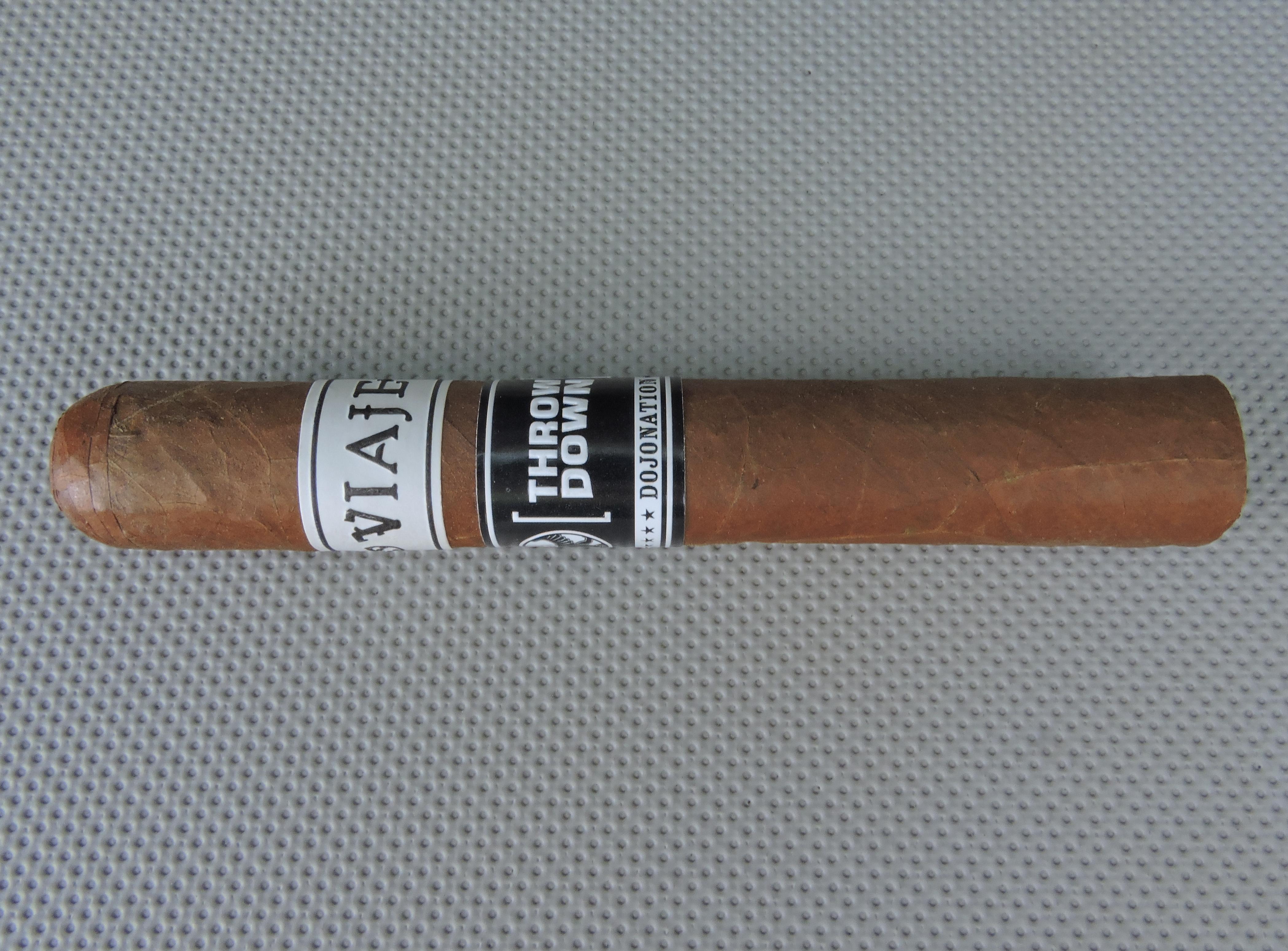 Cigar Review: Viaje Throw Down Dojonation