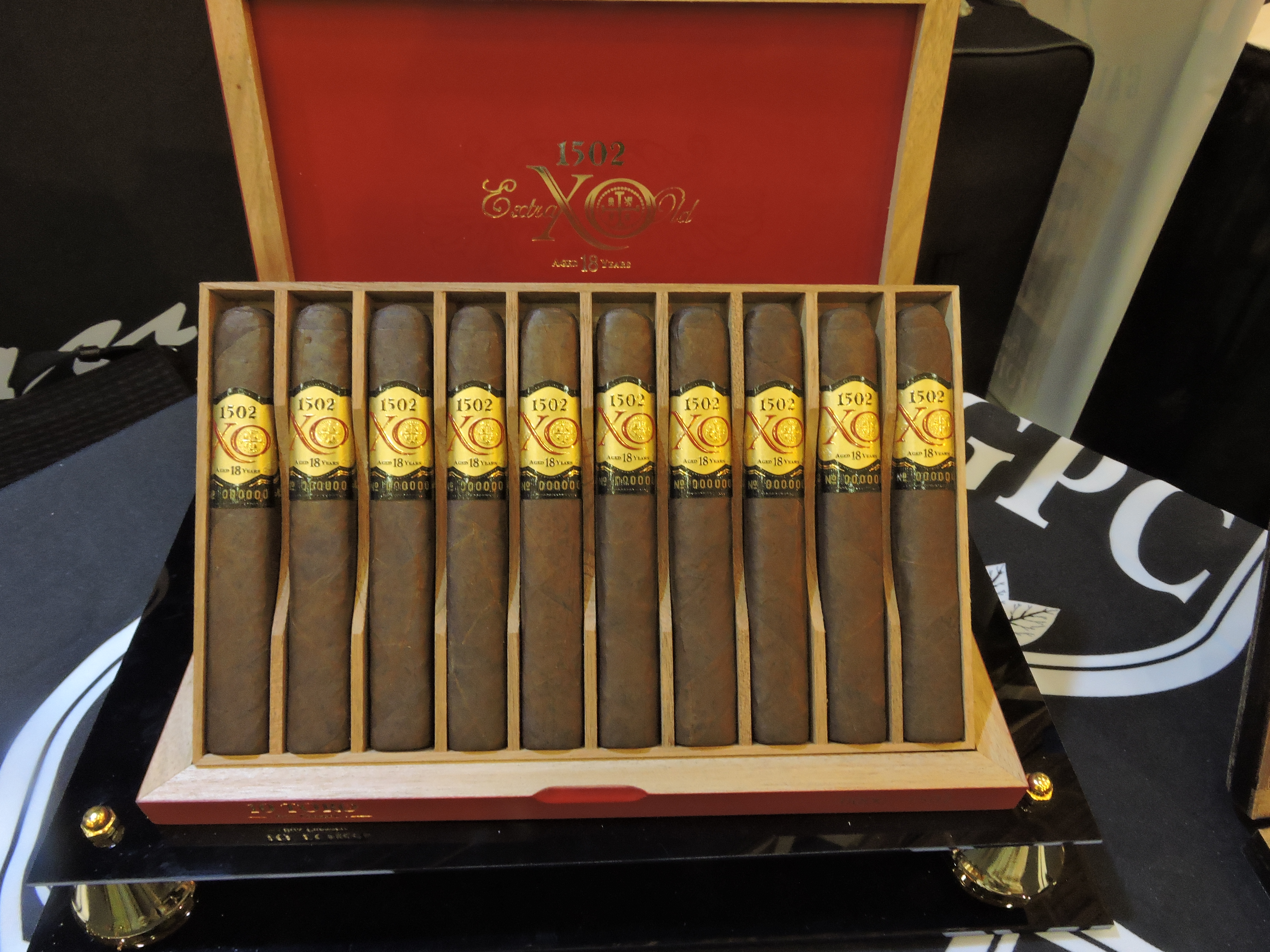 Cigar News: 1502 XO to Debut in March