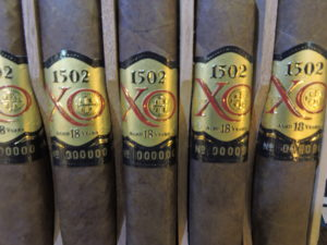 Cigar News: 1502 XO Salomon Released