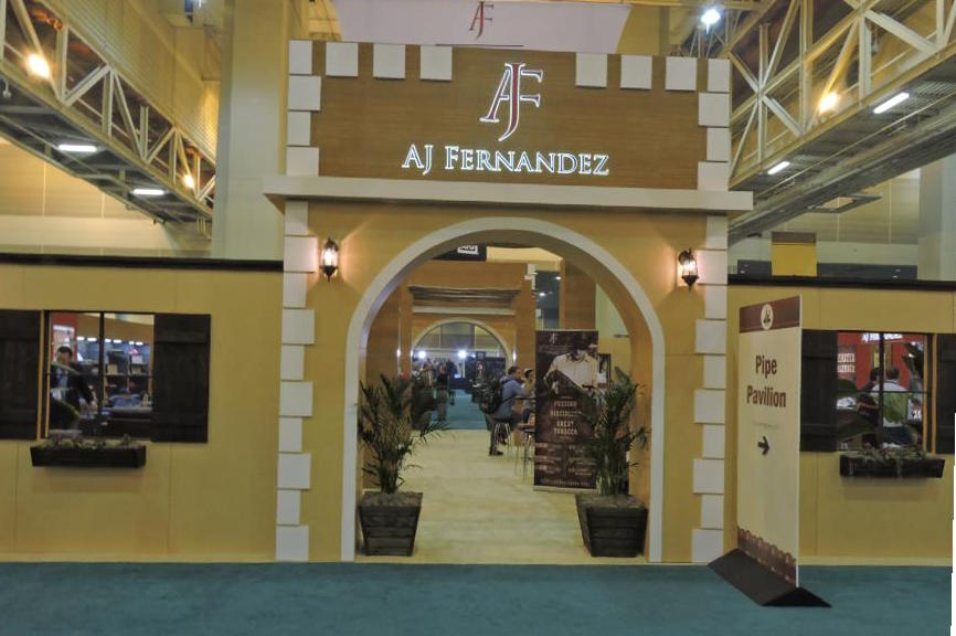 Feature Story: Spotlight on A.J. Fernandez Cigars at the 2015 IPCPR