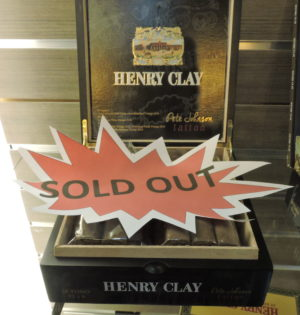 Cigar News: Altadis Reports Henry Clay Tattoo Sells Out at 2015 IPCPR Trade Show