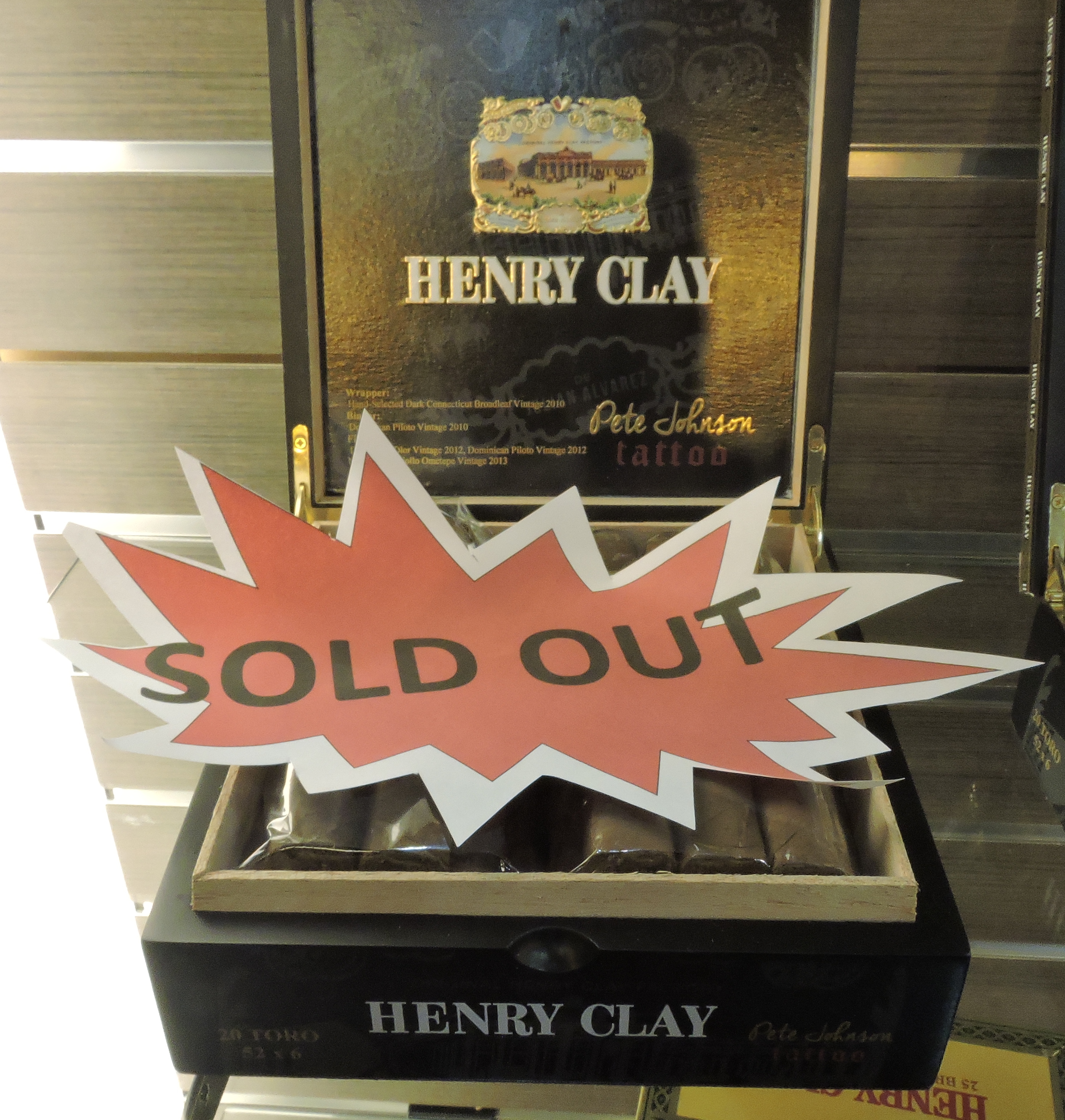 Altadis_Henry_Clay_Tattoo_Sold_Out