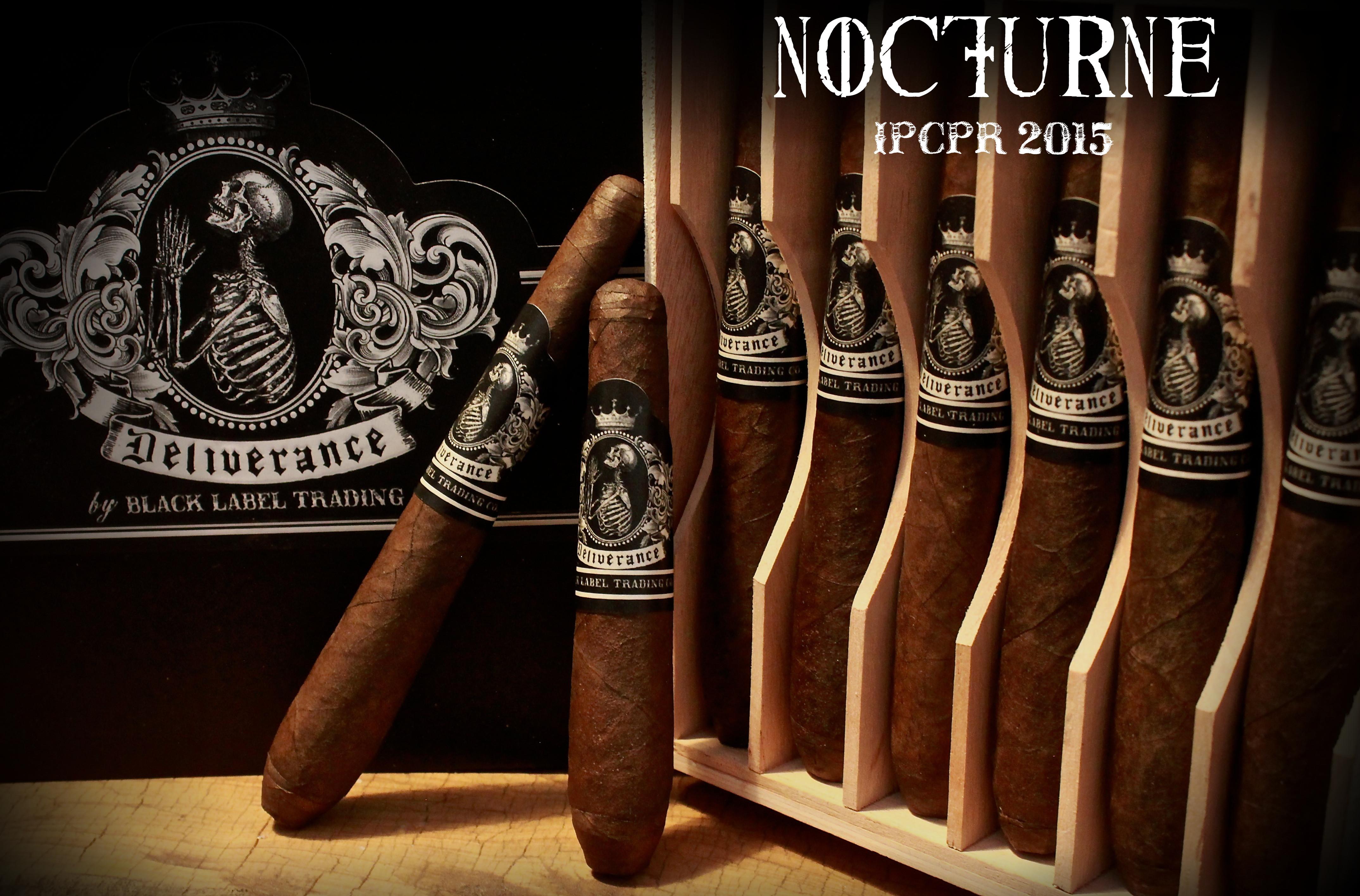 Cigar News: Black Label Trading Company Deliverance Nocturne