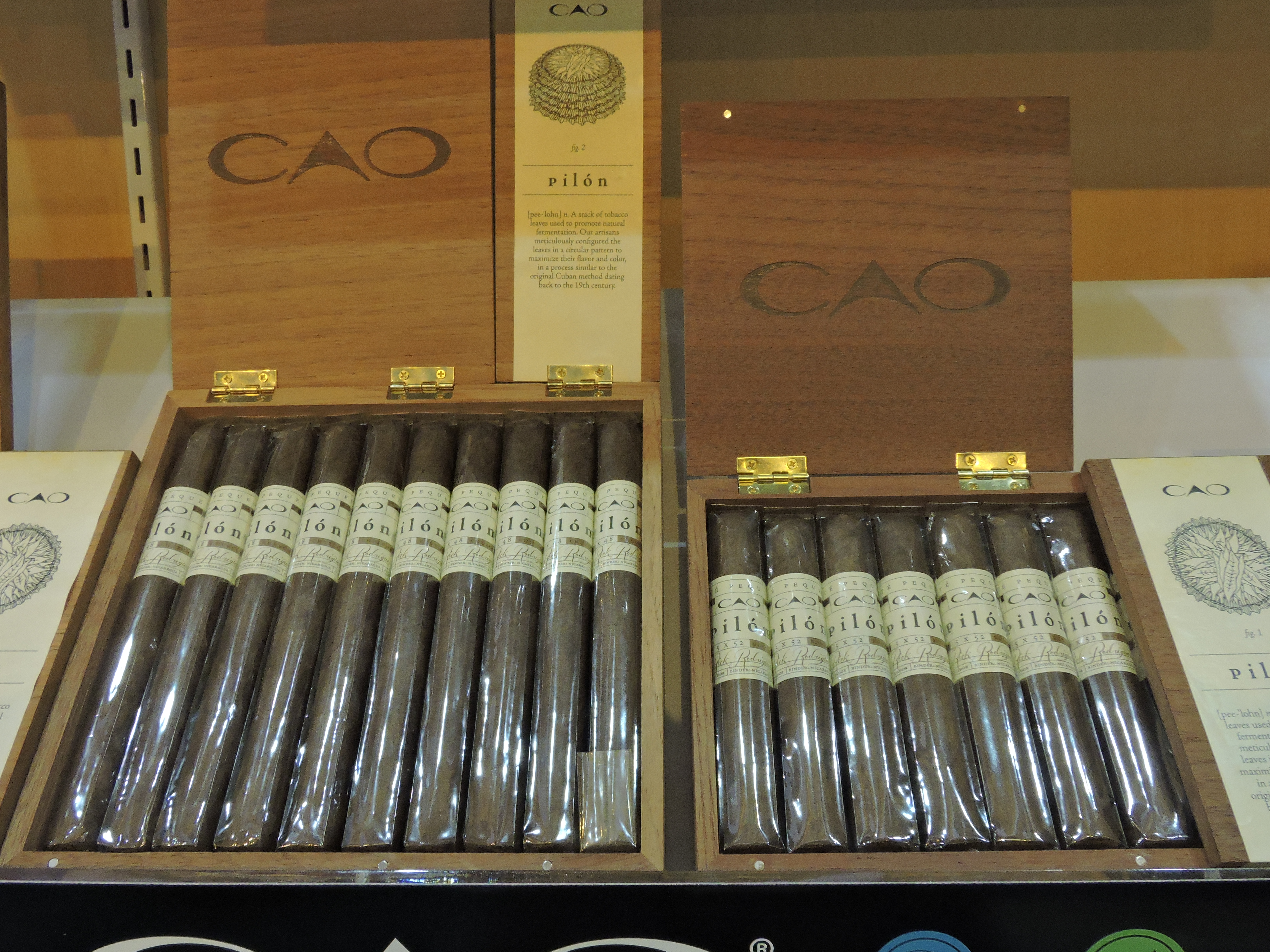 Cigar News: CAO Pilón Officially Launched at 2015 IPCPR