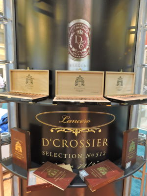 Feature Story: Spotlight on D'Crossier Cigars at 2015 IPCPR
