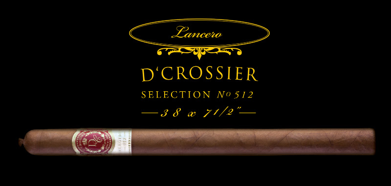 D'Crossier_Selection_No._512_Lancero