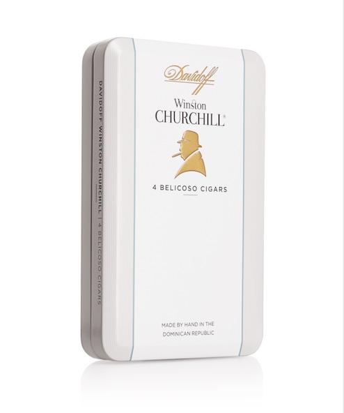 Cigar News: Davidoff to Introduce Belicoso and Petit Panetela to Davidoff Winston Churchill Line