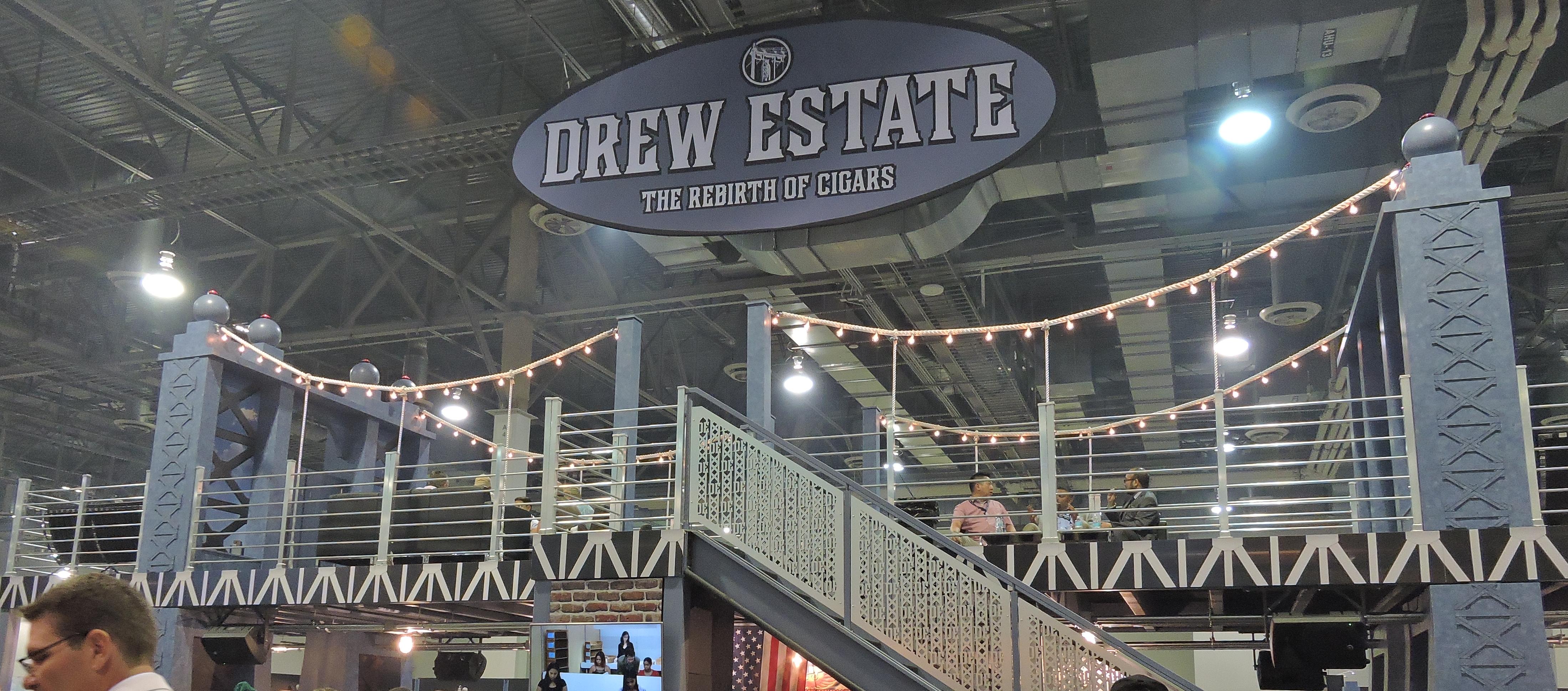Drew_Estate_Booth