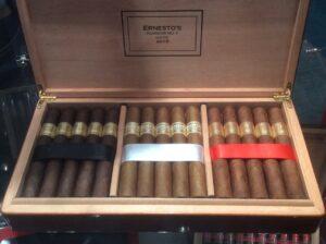 Cigar News: Ernesto's Humidor No. 1 Edicion 2015 by E.P. Carrillo