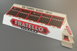 Cigar News: Fratello Introducing Tray Packaging