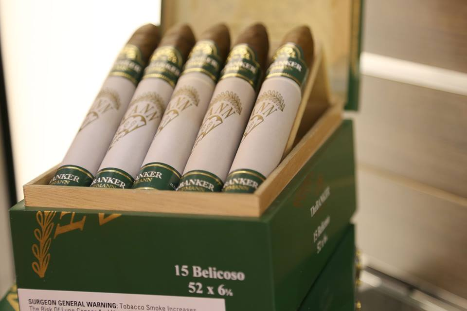 Cigar News: H. Upmann The Banker Basis Point No. 2 by Altadis USA