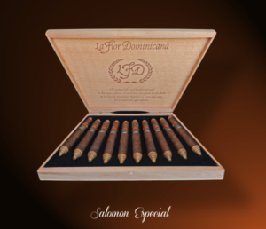 Cigar News: La Flor Dominicana Salomon Especial